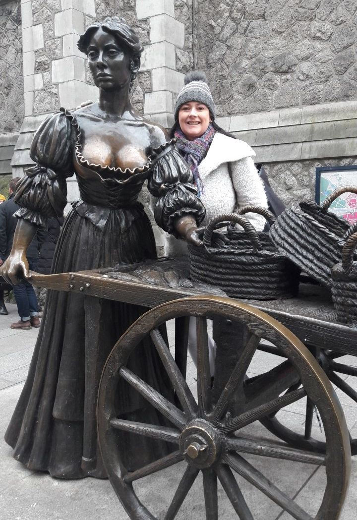 walking tours dublin